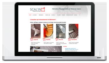 site scal'in escalier